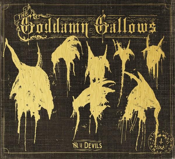 GODDAMN GALLOWS - 7 Devils CD