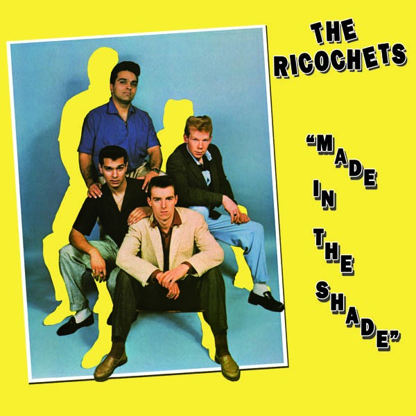 RICOCHETS - Made In The Shade LP black