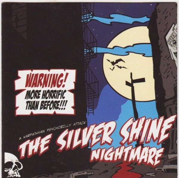 SILVER SHINE - Nightmare CD