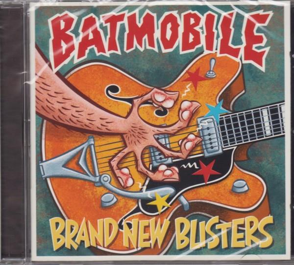 BATMOBILE - Brand New Blisters CD