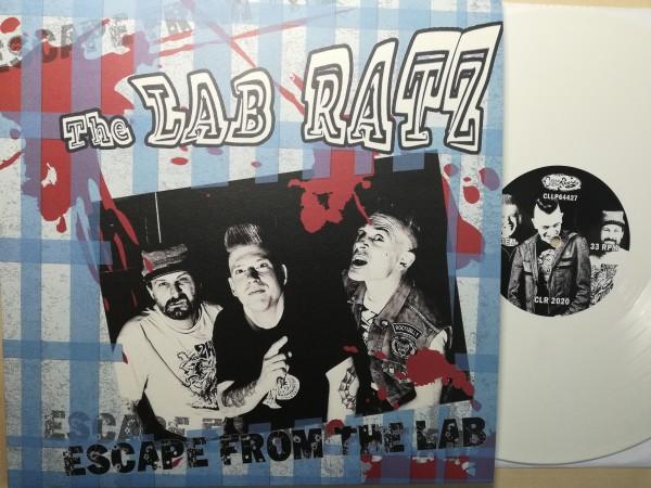 LAB RATZ - Escape From The LP ltd. white
