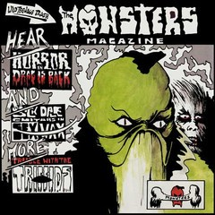 MONSTERS - The Hunch LP+CD