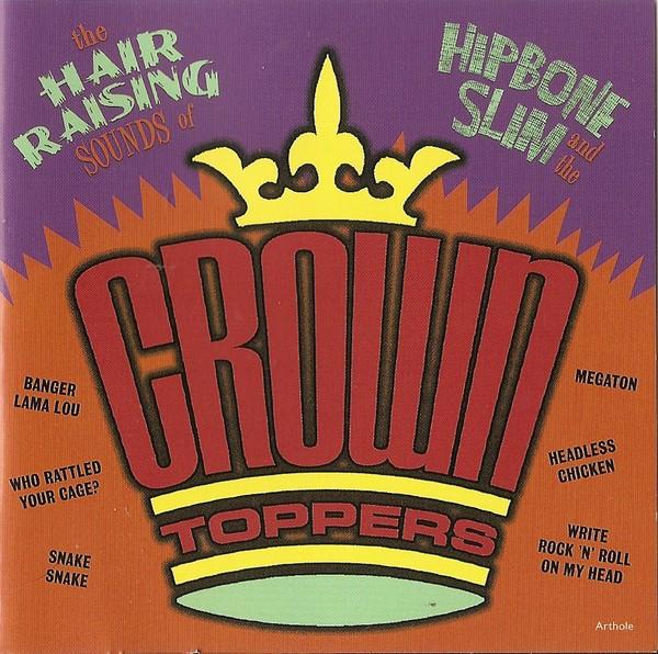 HIPBONE SLIM - The Hair Raising Sounds Of...LP