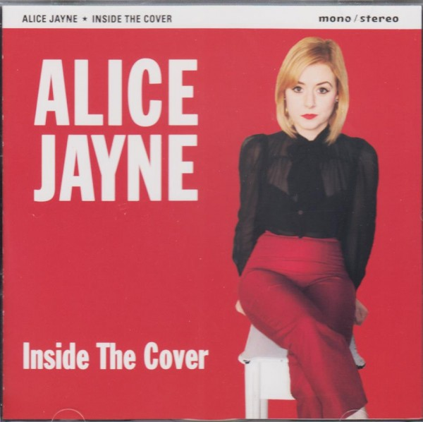 JAYNE, ALICE - Inside The Cover CD