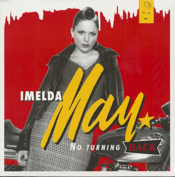 MAY, IMELDA - No Turning Back LP