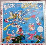 V.A. - Back From The Grave LP Vol.6