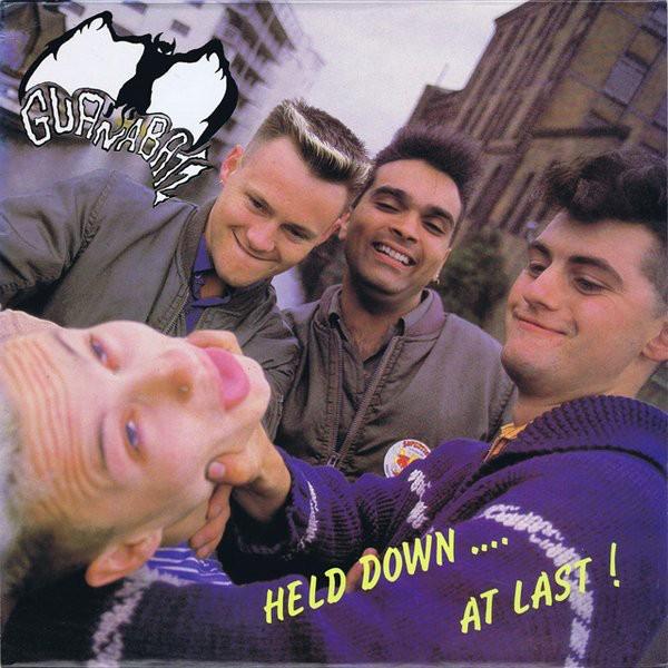GUANA BATZ - Held Down....At Last! LP