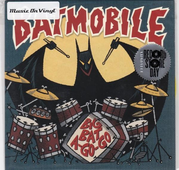 """BATMOBILE - Big Bat A-Go-Go 7"""""""