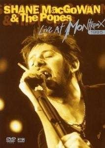SHANE MacGOWAN - Live At Montreux DVD