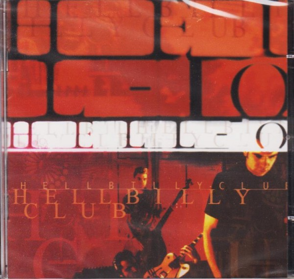 HELLBILLY CLUB - Hell-O CD
