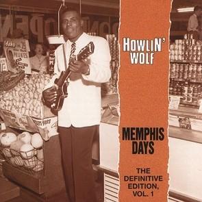 HOWLIN` WOLF - Memphis Days Vol.1 CD