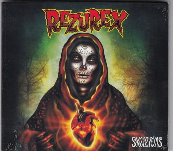 REZUREX - Skeletons CD