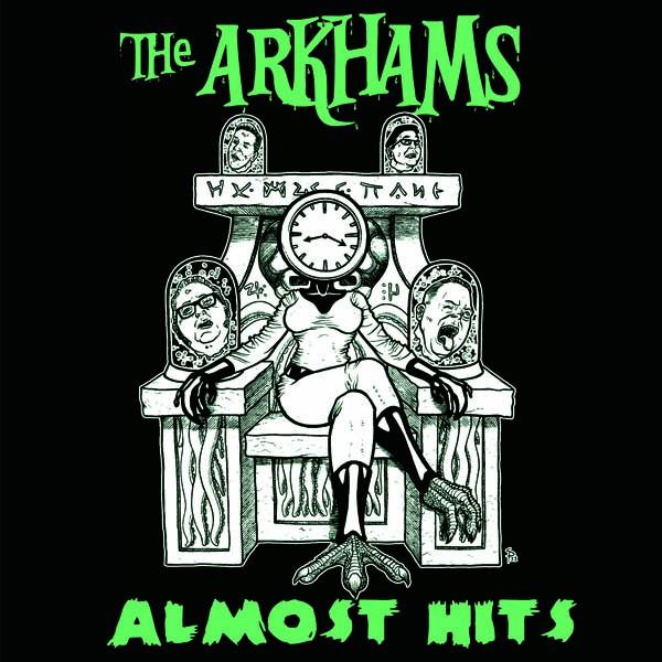 ARKHAMS - Almost Hits LP black