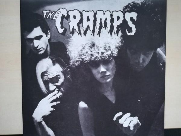 CRAMPS - Voodoo Rythm LP