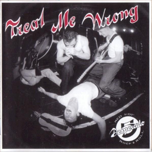 DESPERADO 5 - Treat Me Wrong LP