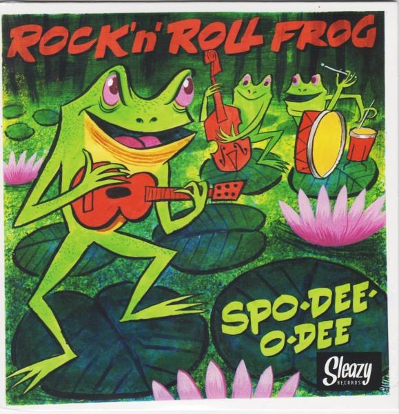 """SPO-DDE-O-DEE - Rock'n'Roll Frog 7""""EP"""