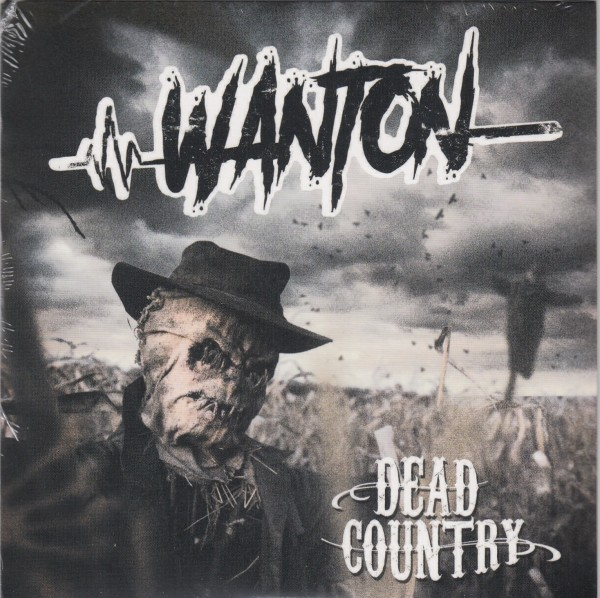 WANTON - Dead Country CD