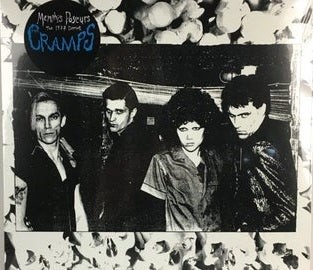 CRAMPS - Memphis Poseurs LP ltd.