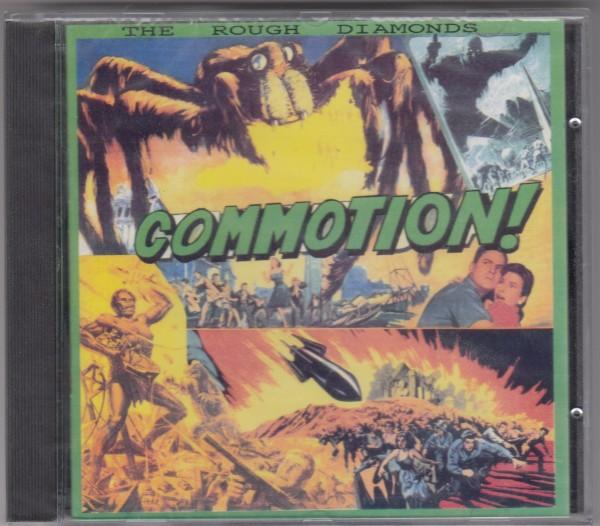 ROUGH DIAMONDS - Commotion CD