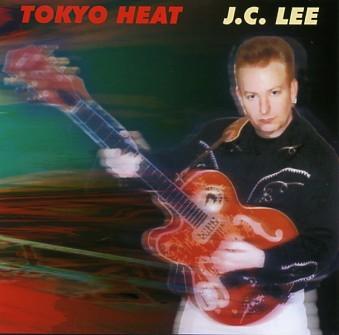 LEE, J. C. - Tokyo Heat CD