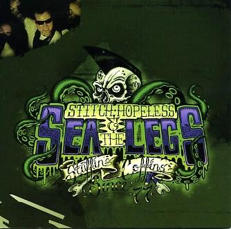 STITCH HOPELESS & THE SEA LEGS - Stuffing Coffins...CD