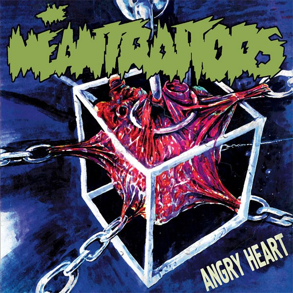 MEANTRAITORS - Angry Heart LP ltd.