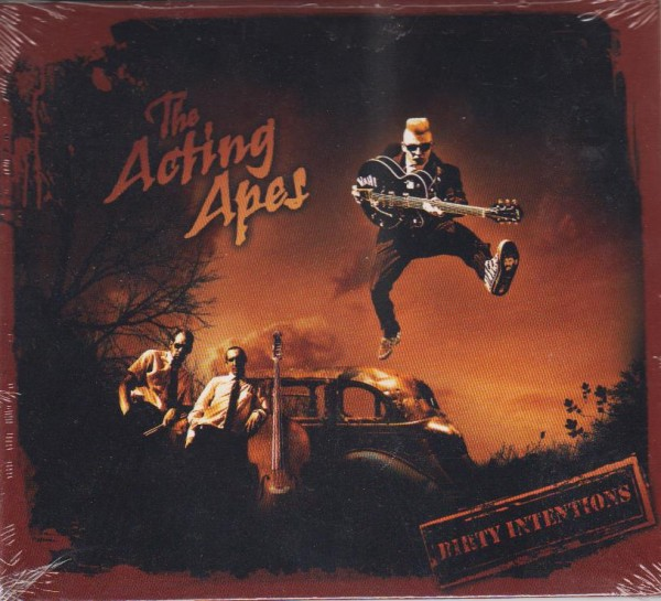 ACTING APES - Dirty Intentions CD