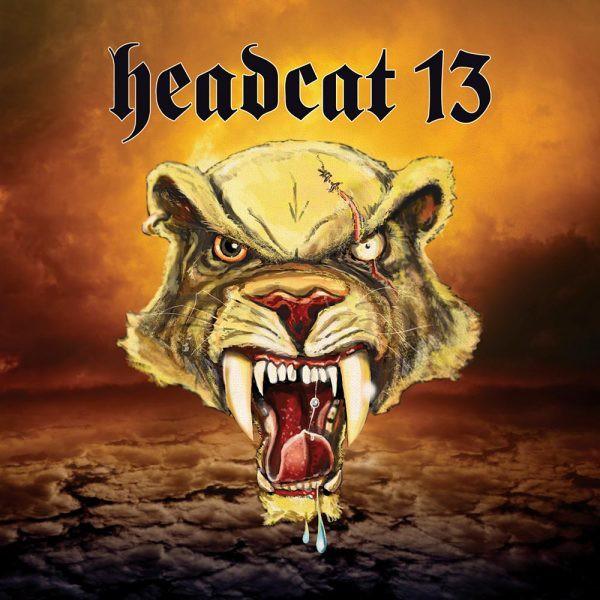 HEADCAT 13 - Same LP