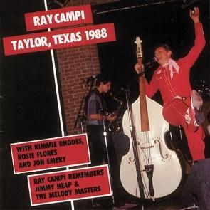 CAMPI, RAY - Taylor, Texas 1988 CD