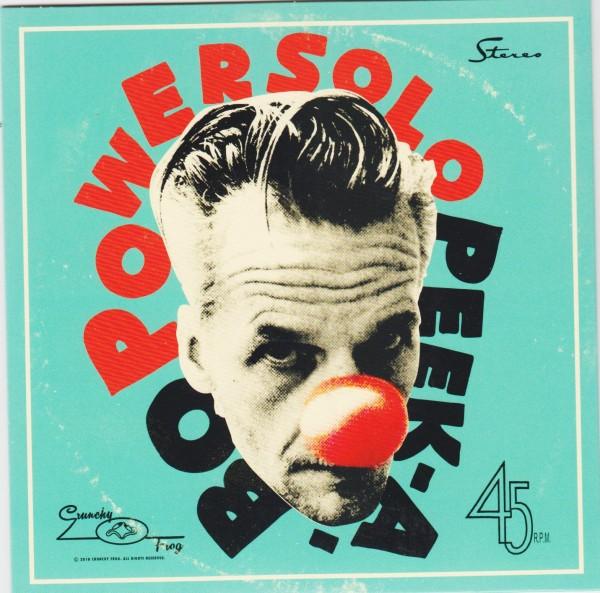 "POWERSOLO - Peek-A-Bo 7""EP"