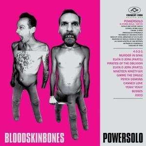 POWERSOLO - Blood Skin Bones LP