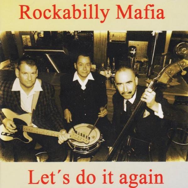 ROCKABILLY MAFIA - Let's Do It Again CD