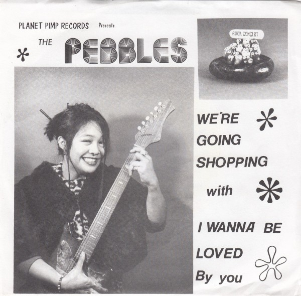 """PEBBLES - We're Going Shopping 7"""" 2nd hand"""