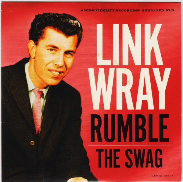 "LINK WRAY - Rumble 7"" ltd."
