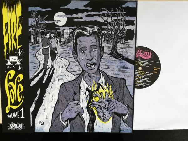 V.A. - Fire Of Love LP Vol.1