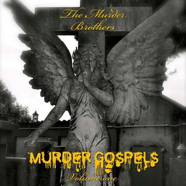 MURDER BROTHERS - Murder Gospels Vol.1 CD ltd.