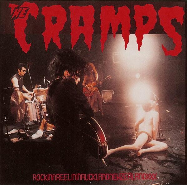 CRAMPS - Rockinnreelininaucklandnew...LP