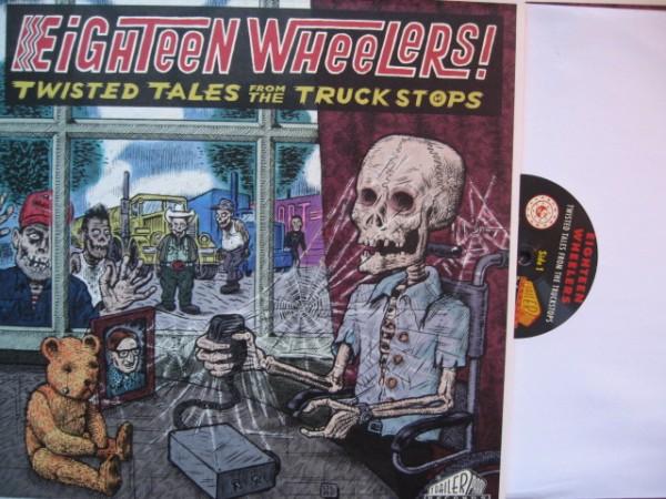 V.A. - Eighteen Wheelers LP ltd.