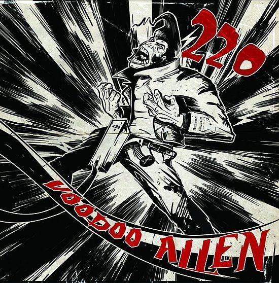 """VOODOO ALLEN - 220 10""""LP ltd."""