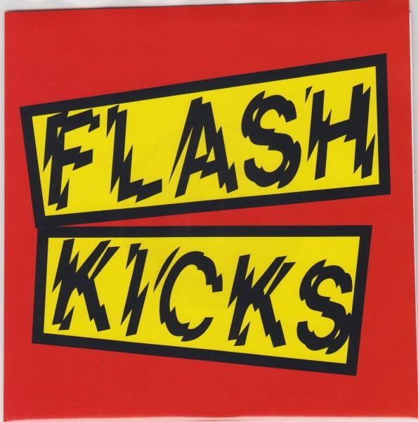 """FLASH KICKS - Generation Porn 7""""EP ltd."""