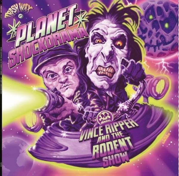 VINCE RIPPER - Planet Shockorama LP ltd.