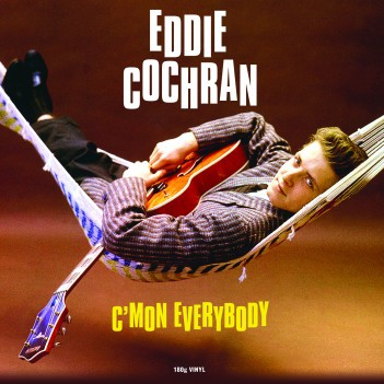 COCHRAN, EDDIE - C'mon Everybody LP