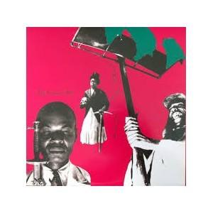 GUN CLUB - Fire Of Love LP