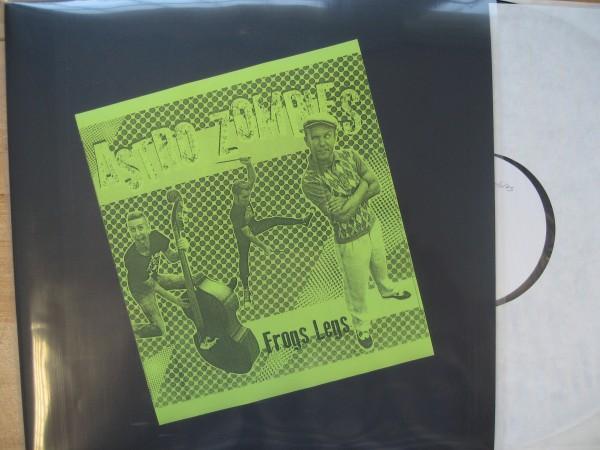 ASTRO ZOMBIES - Frogs Legs 2 x LP Testpressing ltd.