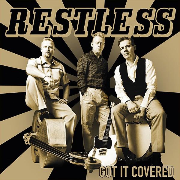 RESTLESS - Got It Covered CD
