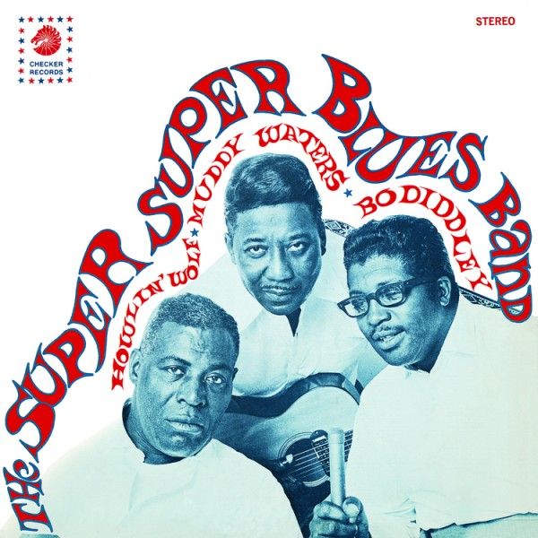 HOWLIN' WOLF - The Super Super Blues Band LP ltd.