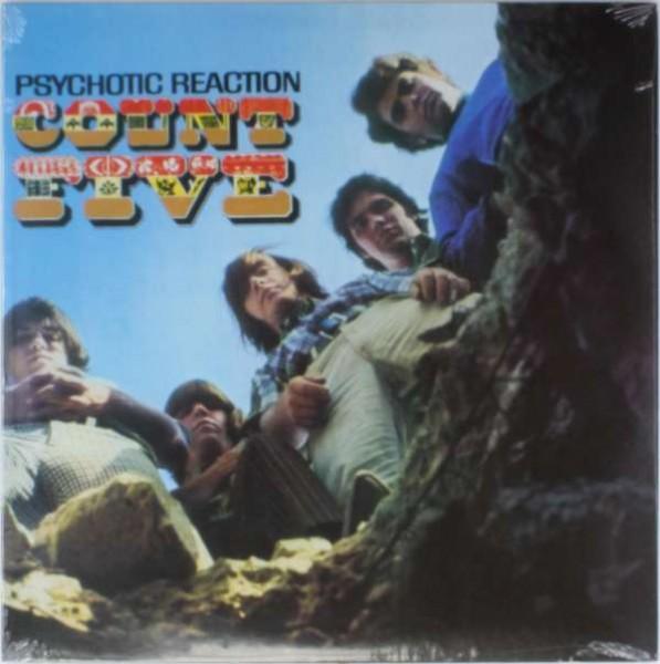 COUNT FIVE - Psychotic Reaction LP