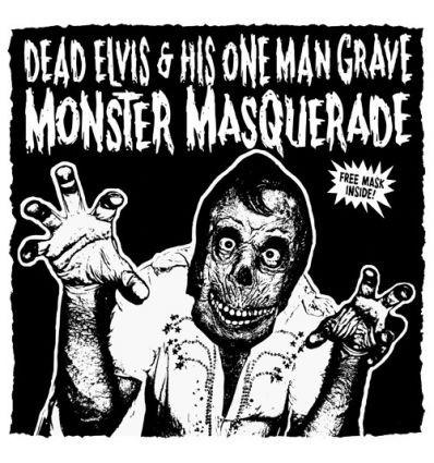 DEAD ELVIS - Monster Masquerade LP