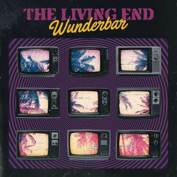 LIVING END - Wunderbar LP