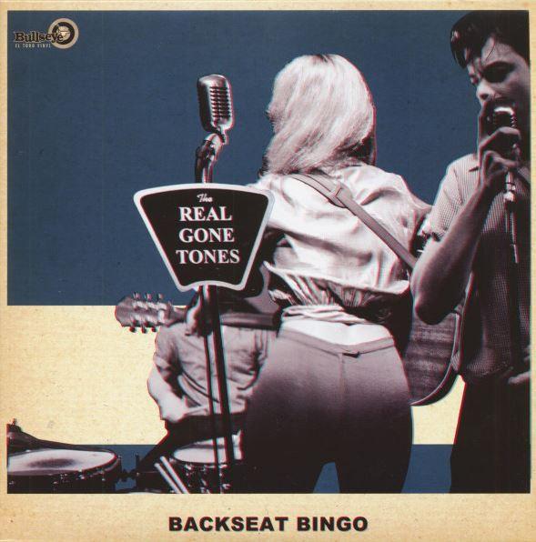 REAL GONE TONES - Backseat Bingo LP